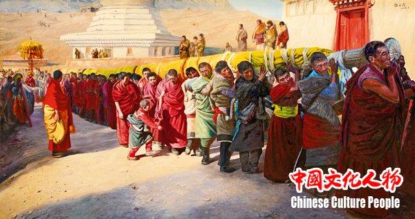 韩玉臣:匠心独具 情怀弥深 展现西藏百姓精神风貌