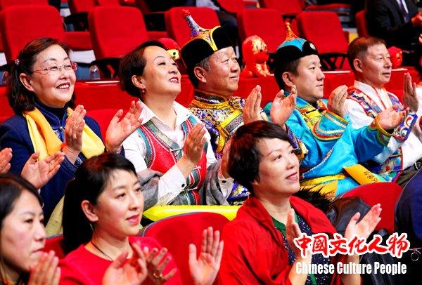 李菲菲携手中国新三高内蒙古贺新春放歌新时代
