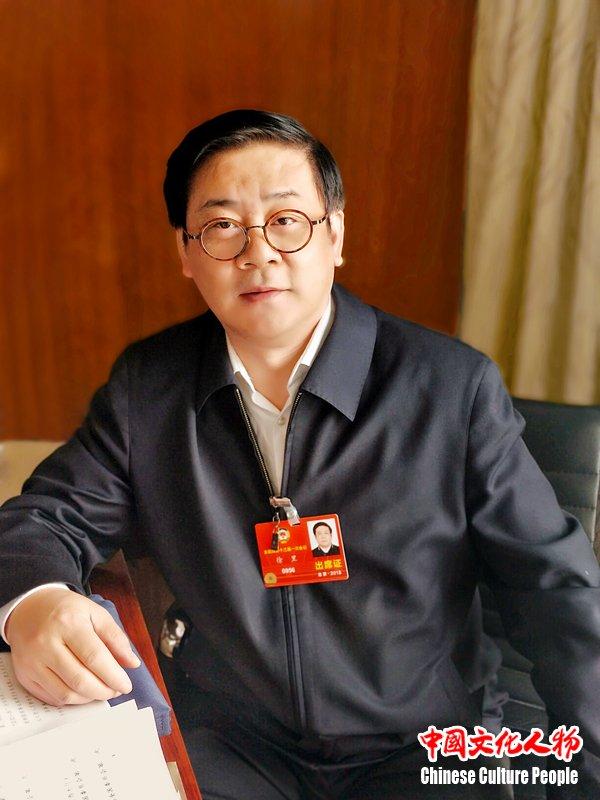 徐里:新时代中国文艺文博事业要有新面貌新气象