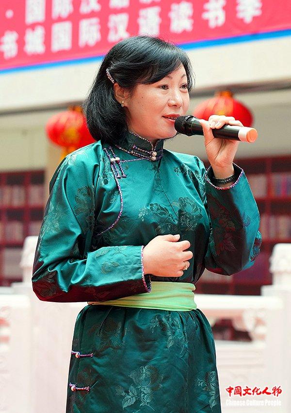 世界百余国朗读者齐聚东北亚书城书香杏坛分享中华文化