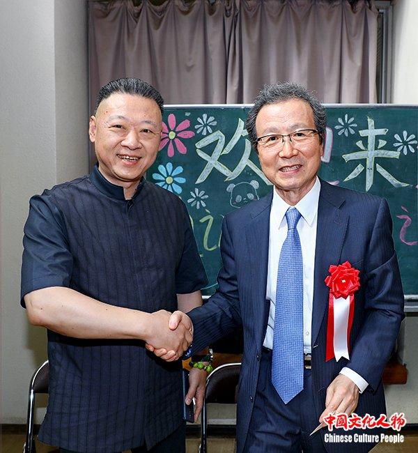 王寅黄帝内经弘扬中华文化日本行